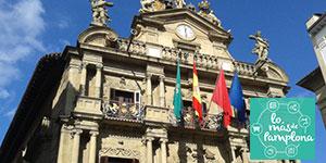 app LoMasDe Pamplona